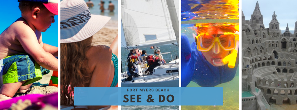 Come to Fort Myers Beach and do all the activities and see all the attractions on your next Florida vacation.