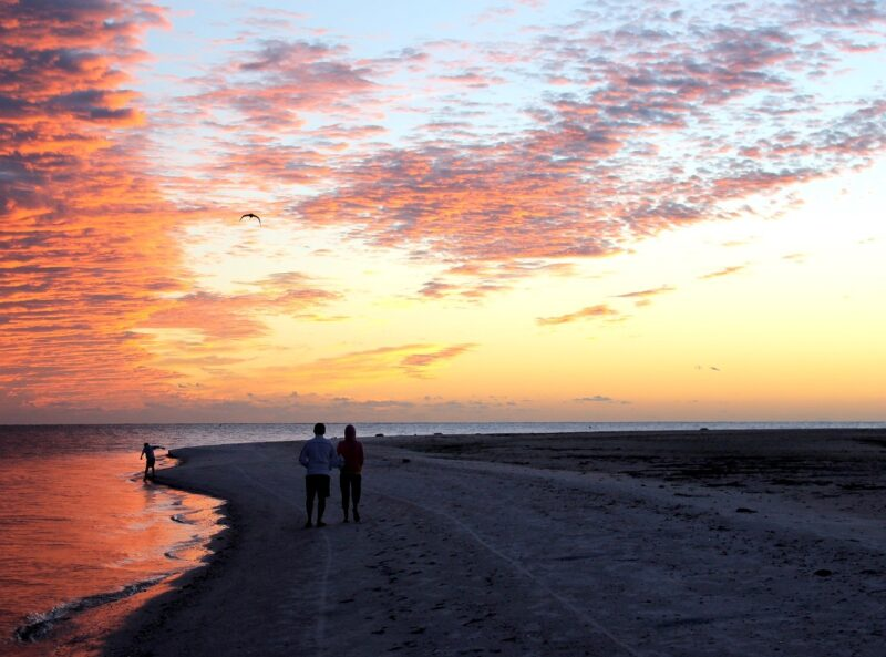 The beach is Lee County's number one attraction and it attracts tens of thousands of people to Fort Myers Beach every season