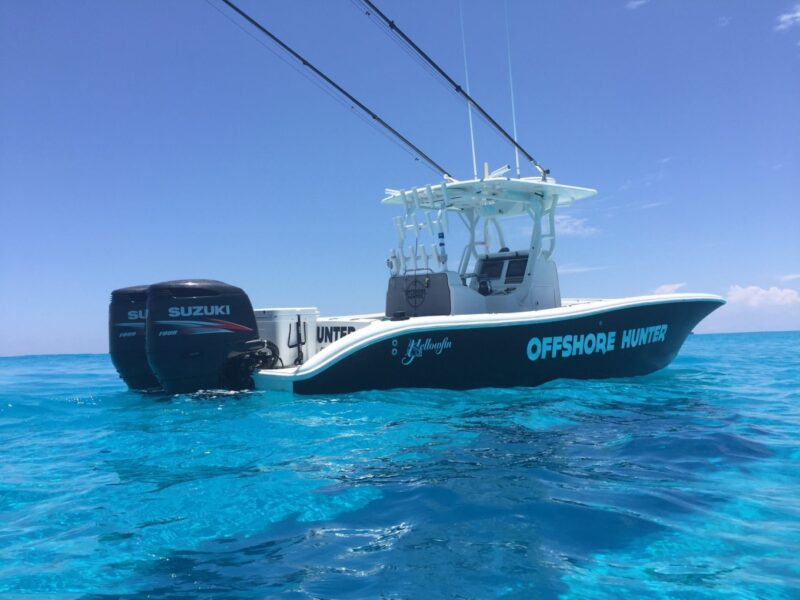 Offshore Hunter Fishing Charter in Fort Myers Beach