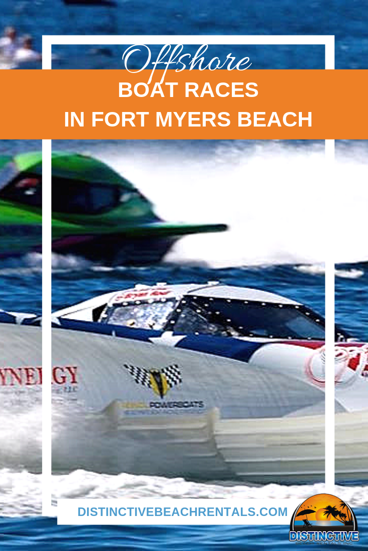 The Roar Offshore event features real speedboats racing along the water at speeds of 180 miles per hour or more. It is dangerous, fast, and incredible.