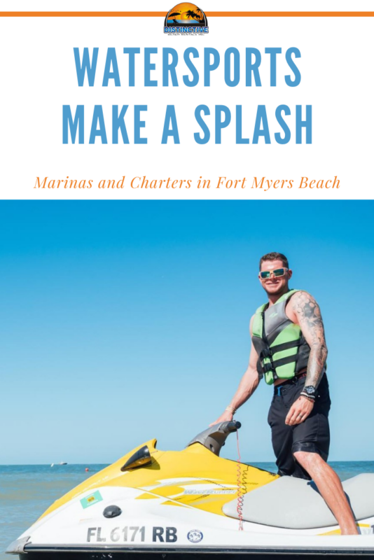 Fort Myers Beach has an abundance of full-service marinas overlooking cozy Estero Bay. Bring your own boat or rent one. Fish Tale, Moss Marina, Snook Bright, and Salty Sam's are all popular, fully-loaded marinas.