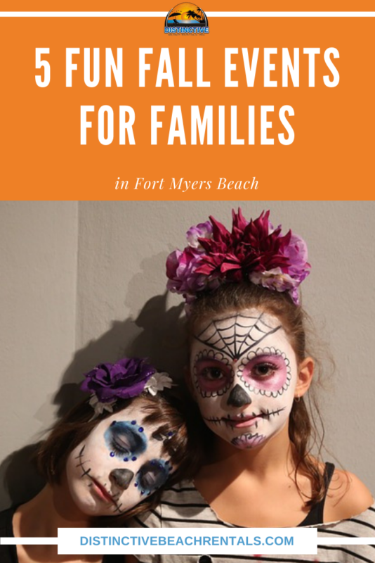 The holiday season is a great time to visit Fort Myers Beach, as the weather has cooled down a little and there are tons of fun events happening every day. Here are a few of our favorite Fort Myers Beach fall events