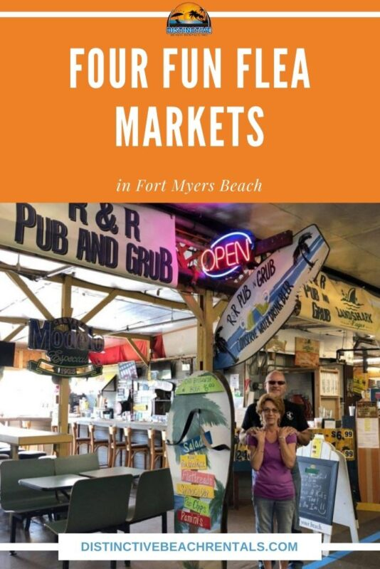 Four Fun Flea Markets in Fort Myers