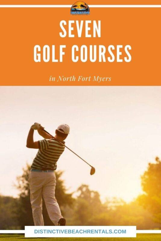 It is the golfing we are most interested in today, and boy is there a bunch of it! We cover our top 7 favorite places for golfing in north Fort Myers Florida.