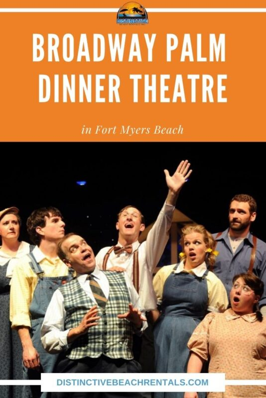 The Palm Dinner Theatre is one of the most enjoyable attractions near Fort Myers Beach.