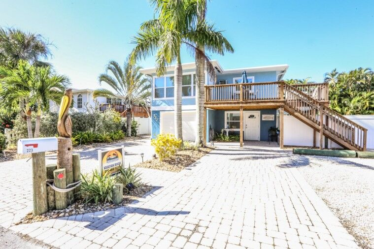 home in fort myers beach