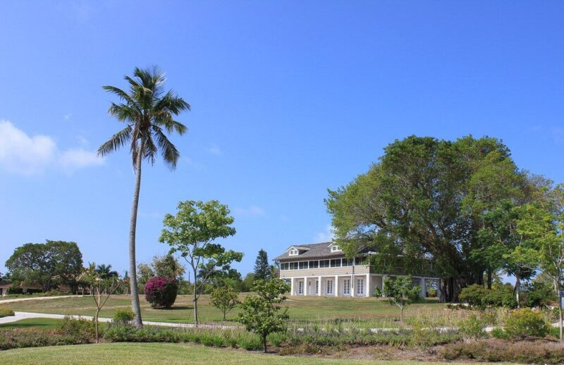 mound house in fort myers beach